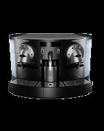 Nespressomachine gemini met opschuimer
