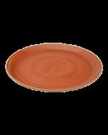 Bord kyandra orange ø 28,5 cm