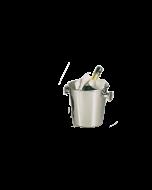 champagnekoeler/wijnkoeler rvs