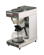 koffiezetapparaat Bravilor 12 Kops geschikt voor 2 kannen, Exclusief kannen
