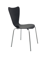 """Designstoel """"Vlinder"""" van Fritz Hanzen"""