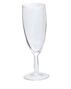 champagne flute 17 cl