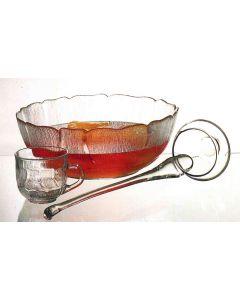 Bowlglas met oor 22 cl