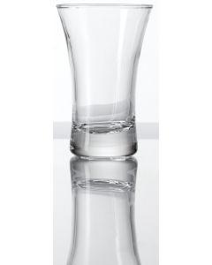 Amuse / Shot glas ovaal 21 cl