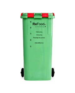 Frituurvet Container