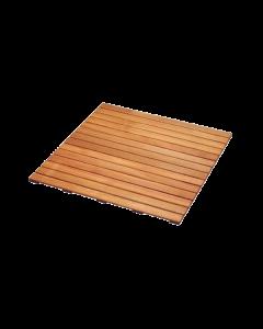 hardhouten vloertegel Bankirai per m2
