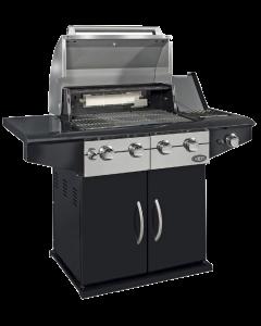 Boretti Da Vinci Nero barbecue