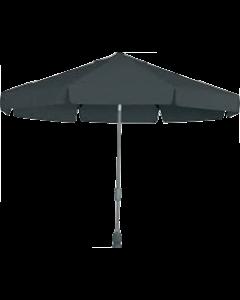 parasol zwart Ø 275 cm incl. voet