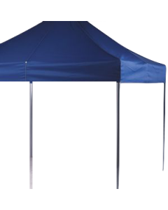 partytent opvouwbaar 3x3m blauw