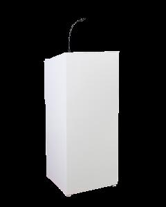 Katheder White Line 50 x 50 x (120-110) cm