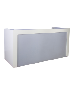 Bar Ombouw White Line afmeting 232 x 82 x 110 cm