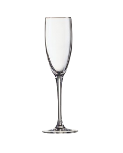 Champagne flute 17cl luxe