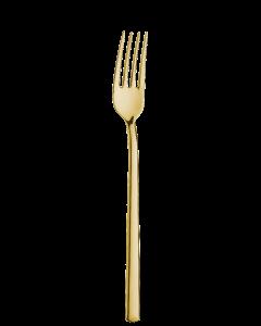 Tafelvork goud