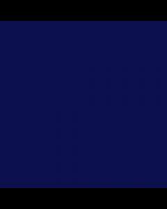 Tafelloper donkerblauw 240 x 33 cm