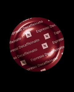 Koffie capsules Nespresso espresso decaffiniato 50 stuks