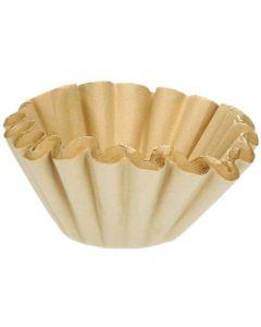 Papieren koffiefilter voor 2.5 ltr per 10 stuks