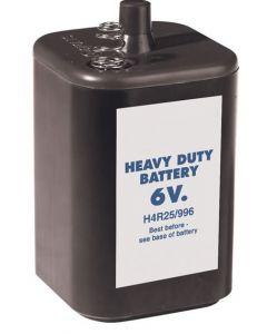 Batterij 6 Volt