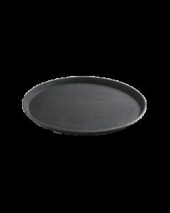 Dienblad zwart antislip