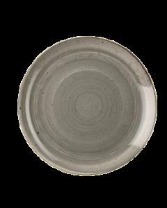 Dessert bord kyandra grijs ø 22 cm