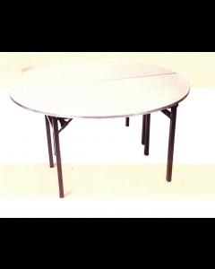 Tafel Sas rond diameter 152 cm in 4 delen