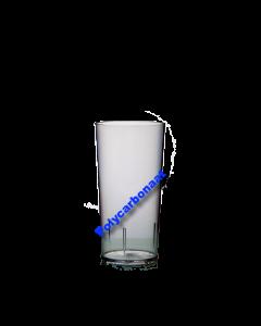 Evenementglas longdrinkglas / bierglas 20cl polycarbonaat