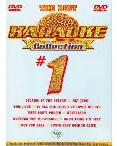 Karaoke cd collectie  nummer 1