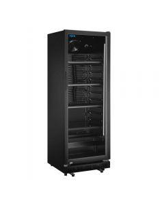 koelkast zwart 360 liter