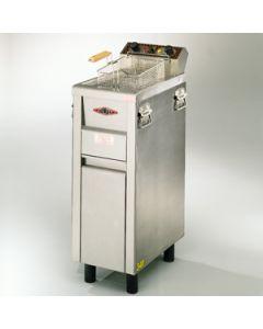 friteuse staand model 8 liter 230 V