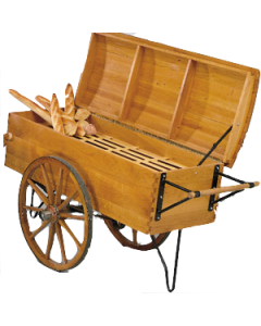 Oud-Hollandse broodkar