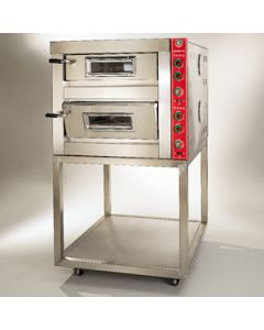 Dubbele Pizza Oven