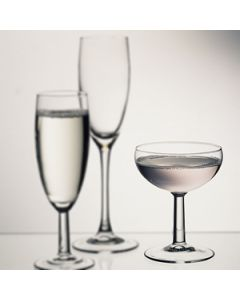 champagne coupe 17 cl