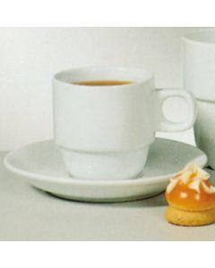 Koffiekop 15 cl Porselein Banquette