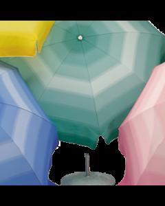 parasol geel Ø 200 cm