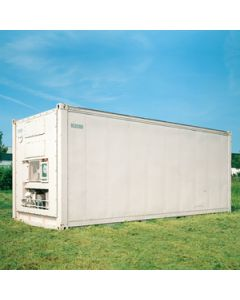 Koel / Vries container 20 ft