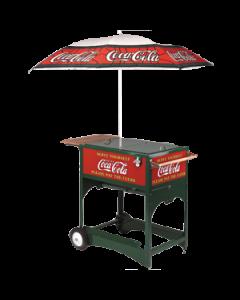 Coca Cola Kar inclusief isolatie