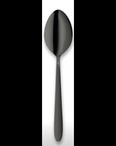 Tafellepel zwart